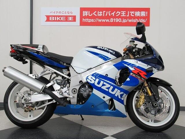 GSX-R1000 GSX-R1000 (K1) 逆輸入モデル 人気カラ-の青白!… 1枚目:GSX…