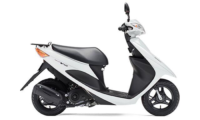 アドレスV50 (4サイクル) 2021年モデル