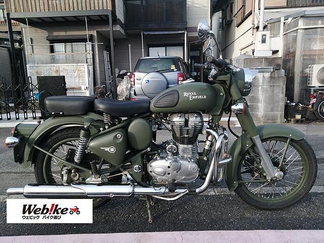 Classic Military 500 EFI