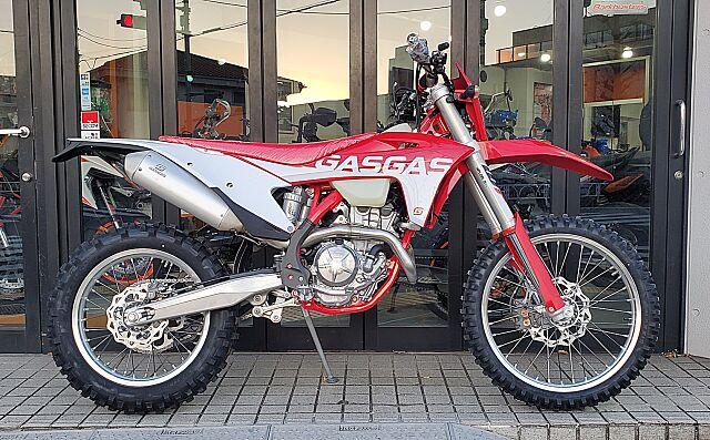EC250F 2021年モデル 4サイクル