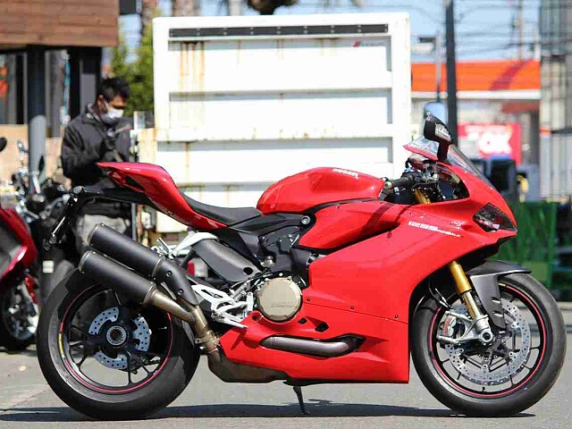 1299 Panigale S 1299パニガーレS 1枚目1299パニガーレS