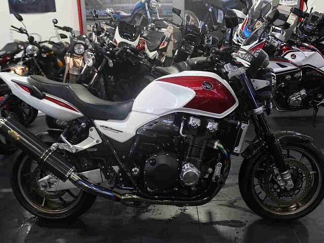 CB1300スーパーフォア CB1300SF ABS 1枚目CB1300SF ABS
