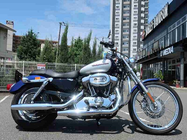 XL1200CA SPORTSTER LIMITED XL1200C 1枚目XL1200C