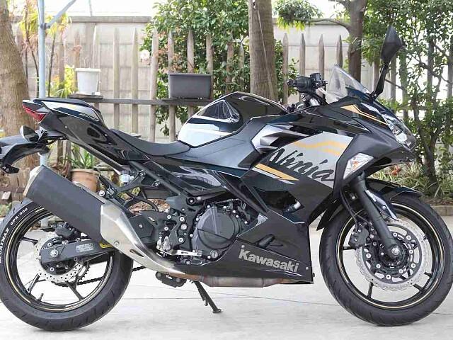 ニンジャ400 Ninja400 1枚目Ninja400