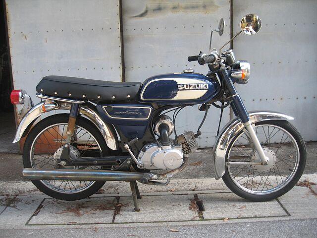 コレダK50 古き良き2スト