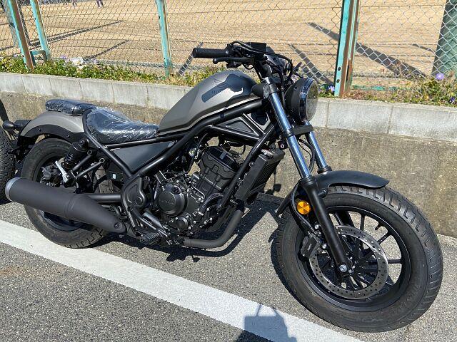 レブル 250 ホンダゴーバイクレンタルで検索!