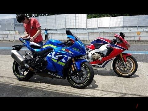 2017GSX-R1000R の過酷なテスト