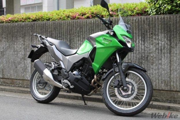 【Versys-X 250(2018) 試乗インプレ】250ccだけどとにかく旅を満喫できる優れた一台!
