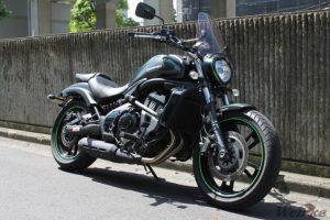 【バルカンS 試乗インプレ】意外性溢れる走りを楽しめるバイク!