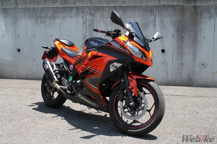 Ninja250 現行モデル