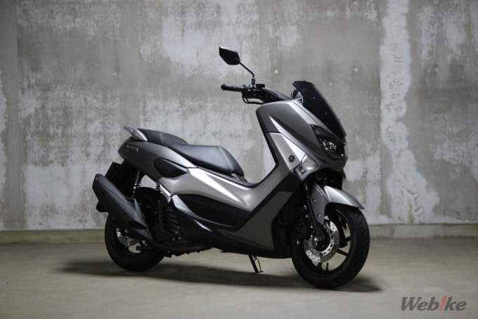 【NMAX155 試乗インプレ】通勤や高速道路の走行も!万能スクーターNMAX155