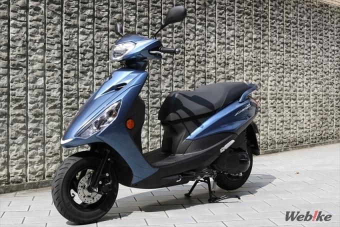 【アクシス Z 試乗インプレ】燃費良し!積載性良し!のコスパに優れた軽快スクーター