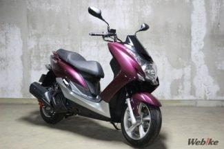 【マジェスティS 試乗インプレ】街中を颯爽と走って楽しめる!程よいサイズが楽しいスクーター