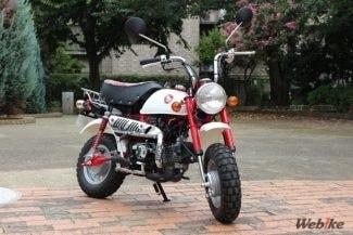 【モンキー 50周年アニバーサリー 試乗インプレ】Small,But Big Fun!! みんなを笑顔にさせるバイクはこれしかない!