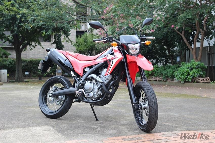 CRF250M