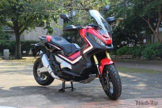 【X-ADV 試乗インプレ】自動変速ってこんなに自由で楽しい!一歩先をいく スクーター+スポーツバイク