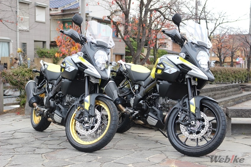 【スズキ 新型Vストローム1000/XT 試乗インプレ】ハイパワーアドベンチャーは超ロングツーリング向き!