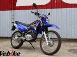 【XTZ125 試乗インプレ】125ccフルサイズオフロードバイク!オフロード入門バイクとしてもピッタリ!