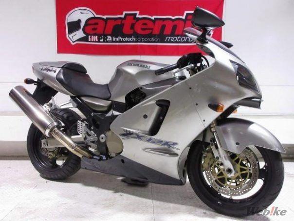【俺が勝手に勧めたい!】200万円出さなくても異次元加速のバイクに乗れるんです!【カワサキ ZX-12R】