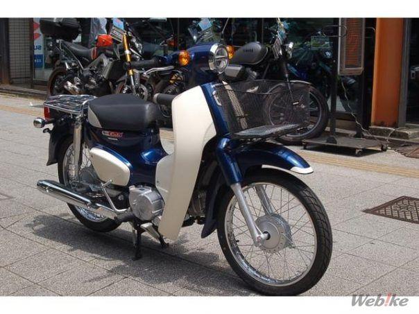 【俺が勝手に勧めたい!】超低燃費バイクの代表格といえばコレ!【ホンダ スーパーカブ110(2018)】
