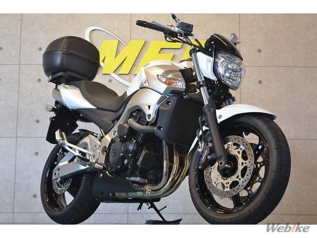 【俺が勝手に勧めたい!】見た目は大型バイク、中身はスーパースポーツ!その名は!?【スズキ GSR400】