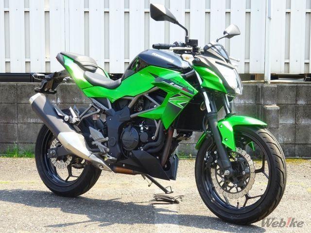 【俺が勝手に勧めたい!】軽いバイクを乗りこなす楽しさを教えてくれる!【カワサキ Z250SL】