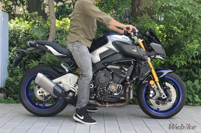 2018 YAMAHA MT-10SP Test Ride Review  Electronic Control