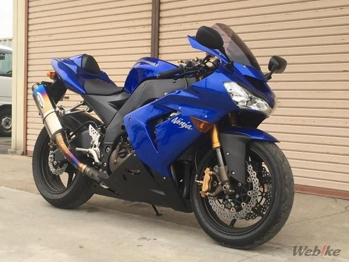 【俺が勝手に勧めたい!】MotoGPマシンの技術を取り入れた唯一無二の1台!【カワサキ ZX-10R】
