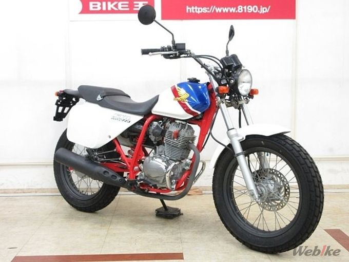 【俺が勝手に勧めたい!】フラットトラックレーサーの名を持つストリートバイク【ホンダ FTR223】