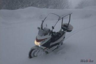 寒さに負けないバイク10選!雪が降ってもバイクに乗れちゃう!?【第二弾】