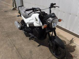 【俺が勝手に勧めたい!】安くて燃費も良い!跨るタイプの珍しいスクーター!【ホンダ NAVI】