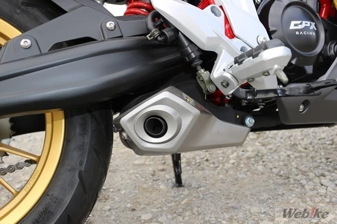 DEMON 150GR (2019) Test Ride Review | Webike Moto News