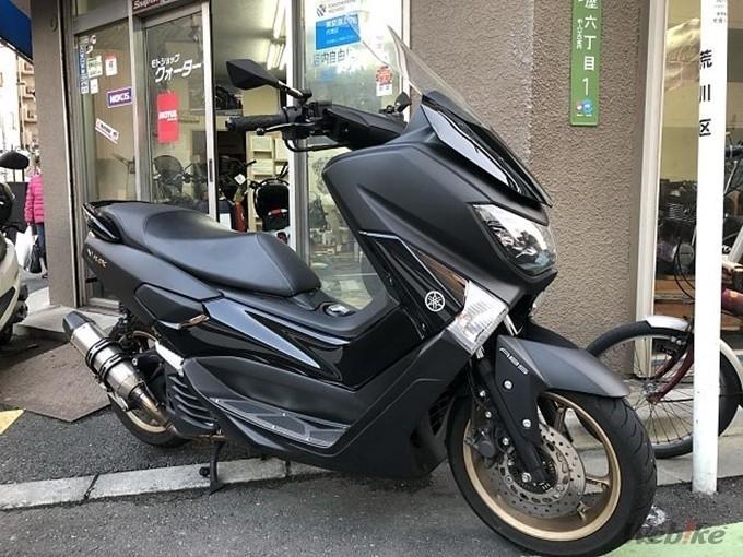 【俺が勝手に勧めたい!】今注目の150ccスクーターを探している方にオススメの1台【ヤマハ NMAX 155】
