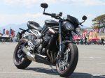 【STREET TRIPLE RS 試乗インプレ】moto2に採用されたマシンに乗ってみたら、やっぱり凄かった!