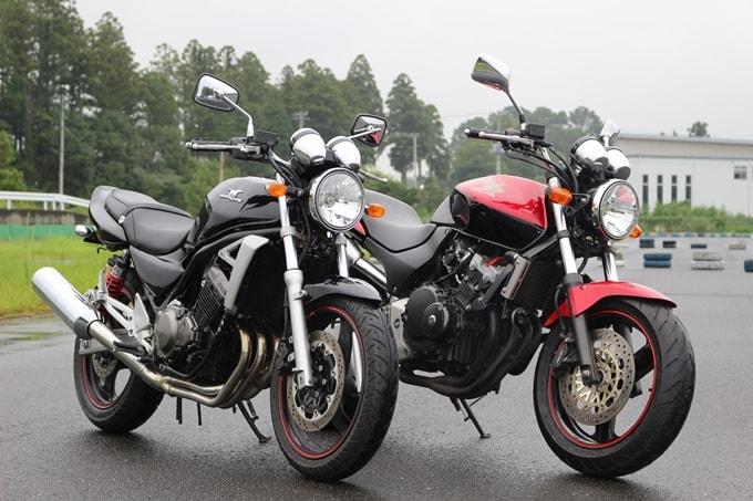 【令和も乗りたい絶版車両!】250cc四気筒バイクのホーネット250 & バリオス2を比較!