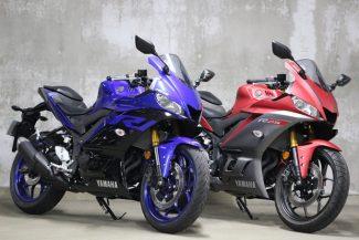 【YZF-R3(2019) 試乗インプレ】どこが違う?どっちが良いの?新型R3とR25を比較してみました