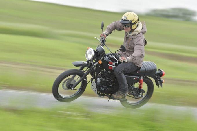 気になるバイク