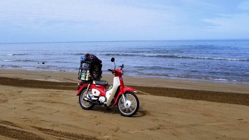 """【スーパーカブ110 レビュー】最強バイク!  """"ウェビックユーザーの「愛車を語ろう!」"""""""
