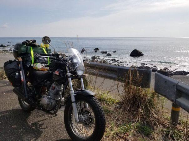 "【FTR223 レビュー】初バイクで正解でした!  ""ウェビックユーザーの「愛車を語ろう!」"""