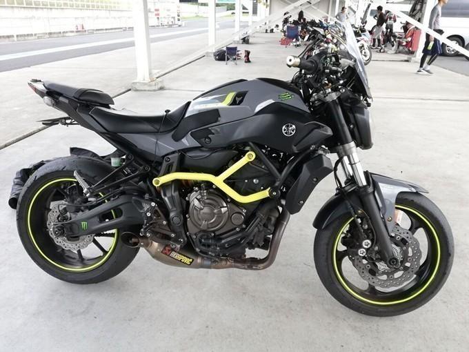 "【MT-07 レビュー】パーツ交換でいくらでも化ける最高の素材バイク  ""ウェビックユーザーの「愛車を語ろう!」"""