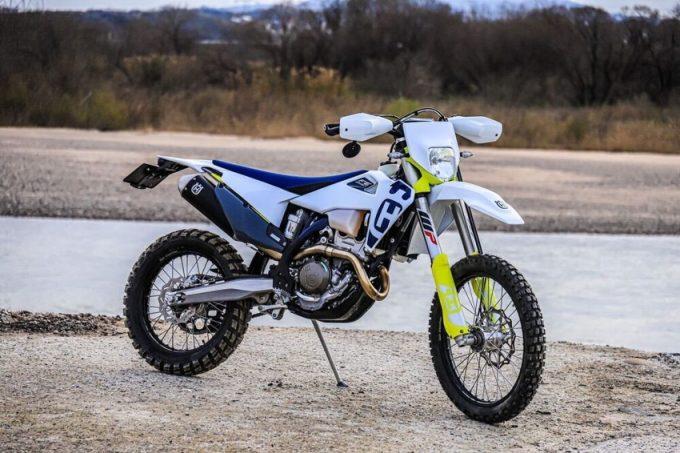 """【FE250 レビュー】Husqvarna FE250 オフロードの楽しさを教えてくれたバイク。  """"ウェビックユーザーの「愛車を語ろう!」"""""""