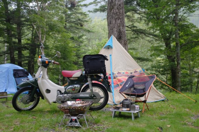 キャンプツーリングがしやすいバイクってあるの!?ベストキャンツーバイク5選!