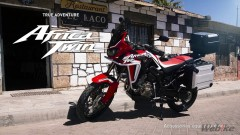 2018 Africa Twin model features